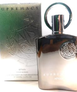 Supremacy Silver by Afnan Eau De Parfum Spray 100 ml 3.4
