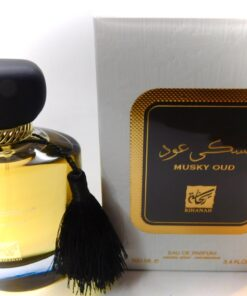 Musky Oud Rihanah 3.4 Parfum Spray 8ml travel atomizer 10 hour niche perfume