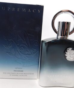 Afnan Supremacy Incense Parfum 100ml 3.4oz Performance Cologne